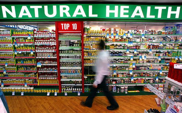 The natural market