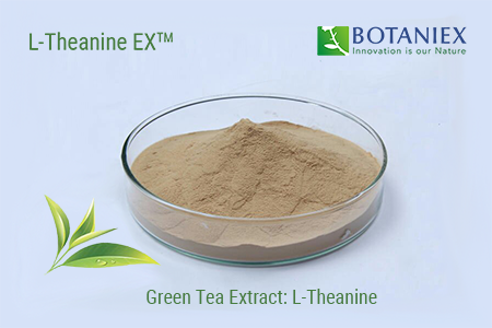 Botaniex Natural L-Theanine